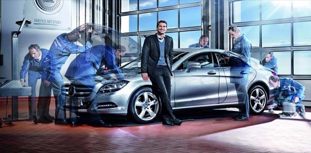 Mercedes-Benz Specialists